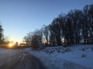 Snow '16 Sunset