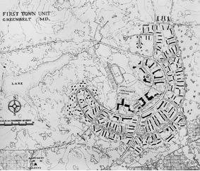 Greenbelt-plan