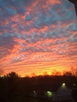 March dawn