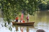 Rescue Boat at Regatta