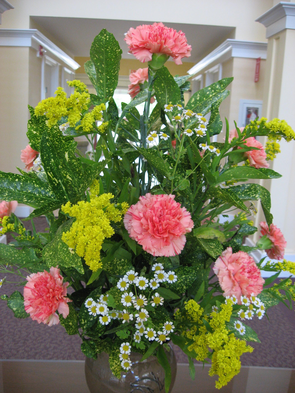 The Flower Arrangers Of Collington Collington Residents Association
