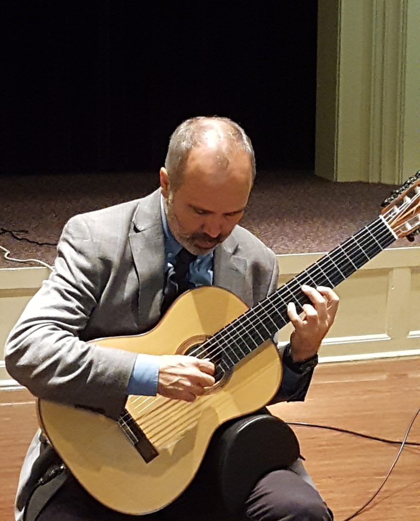 Richard Miller guitarist