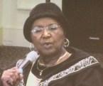 State Senator JoAnn Benson