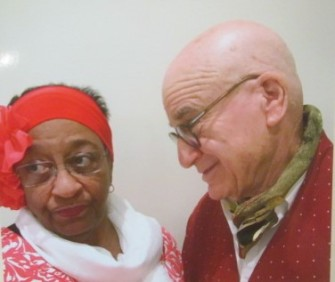 Eloise Branch and Don Zelman